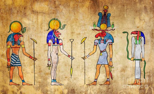 egyptian-gods-and-goddess-michal-boubin