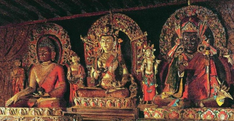 the-three-main-gods-in-a-chingacheling-buddhist-monastery-in-sikkim-1875_2_